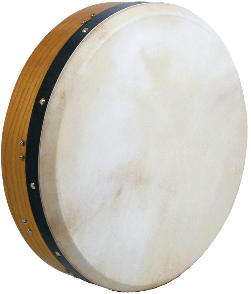 """TC Irisch Bodhran Abstreifer Rosewod//Drumstick//Bodhran Tipper 9 /""""// Knopf"""