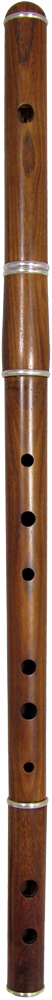 Glenluce Irish D Student Flute Student quality Irish D flute made from a local hard wood