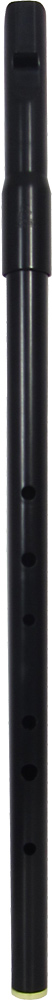 Tony Dixon Low D Tuneable Whistle, Black