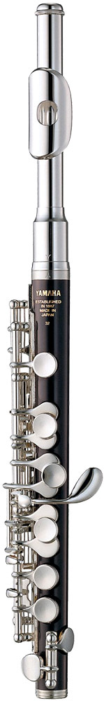 Yamaha YPC-32 Piccolo A best-selling piccolo by Yamaha, ABS resin body, conical bore