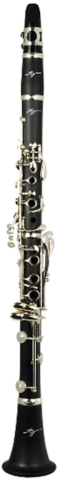Trevor James 57C5 Clarinet Outfit