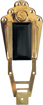 Golden Gate Gitane Guitar Tailpiece Accurate reproduction of a Selmer Maccaferri style brass tailpiece