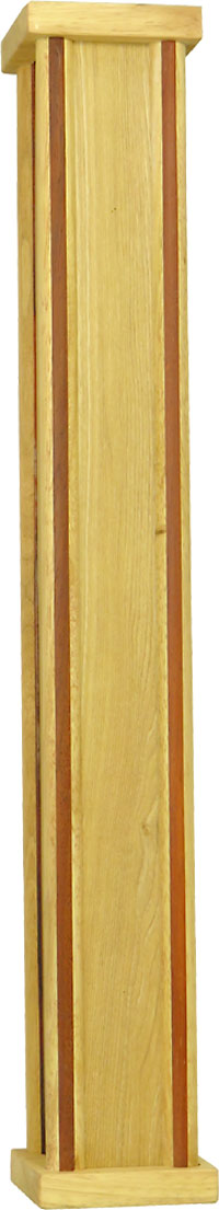 Atlas AP-L720 Wooded Rain Tower 64cm High A cuboid shaped rain stick. Lasts between 20-25 seconds!