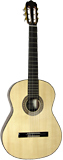 Carvalho Classical Guitar, 5S Solid spruce top, walnut back and sides