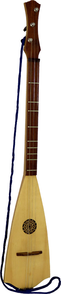 Blue Moon BD-20 Dulcimer Stick in G Dulcimer style instrument, great volume for size! Very easy to play
