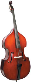 Cremona SB-2 3/4 Size Double Bass Cremona SB-2 3/4 size Premier Student Upright String Bass with Maple Back