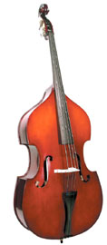 Cremona SB-2 1/2 Size Double Bass Cremona SB-2 1/2 size Premier Student Upright String Bass with Maple Back