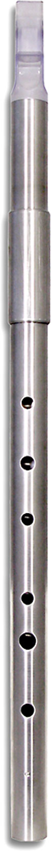 Chieftain Optima Low F Whistle, Tuneable Black ABS Kerry Pro style mouthpiece, tuneable. Made by Chieftain