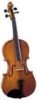Cremona 16 Premier Student Novice Viol USA-made Prelude strings, the educator's preferred strings for students