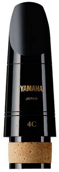 Yamaha 6C Bb Clarinet Mouthpiece The standard series is made out of high quality phenol resin (plastic)
