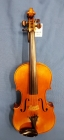 French Viola 15 3/4 Inch back, Collin-Mezin school, circa 1900, beautiful shaded varnish, highly flamed 2 piec
